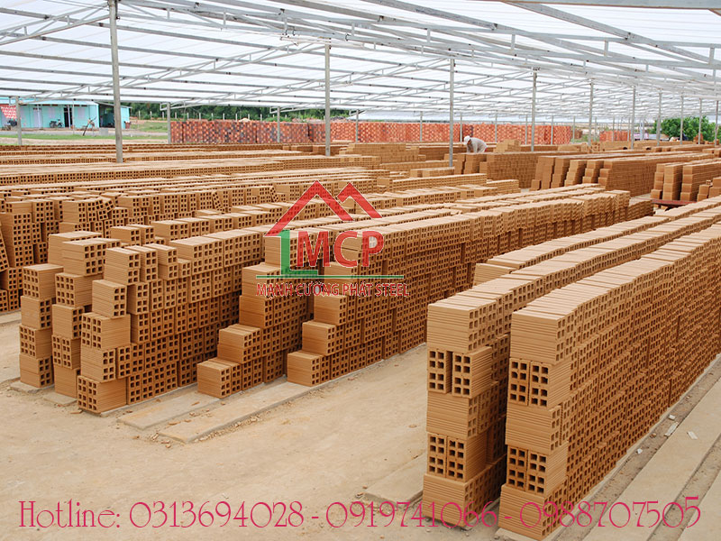 Quotation of Dong Tam bricks for the latest construction May 4 2020