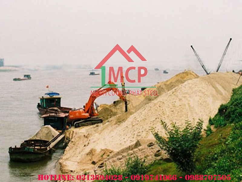Quotations for latest concrete construction sand 4 May 2020