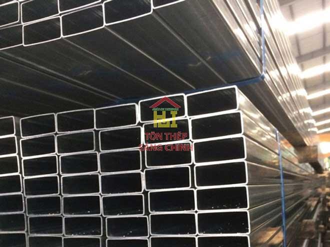 Báo giá thép hộp mạ kẽm 50x100 tại Tphcm