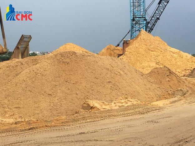 Cung cấp cát bê tông rửa chất lượng