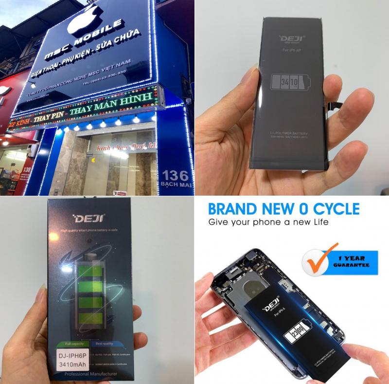 MSC Mobile